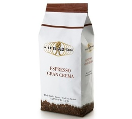 Gran Crema whole-bean coffee 1kg - Miscela d'Oro