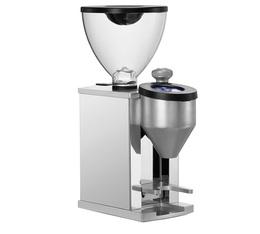 Moulin à café électrique Faustino Chrome