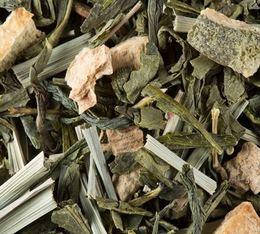 Thé vert en vrac Vert Fidji - 100g - Dammann