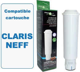 Cartouche filtrante Filter Logic FL701 compatible Claris Neff