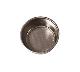 Filtre simple 2 tasses 57 mm pour machine expresso Lelit/Aircraft