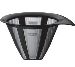 BODUM permanent filter for Bodum Pour over coffee maker (500ml capacity)