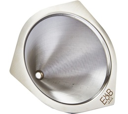E&B Lab ultra-fine stainless steel permanent cone filter
