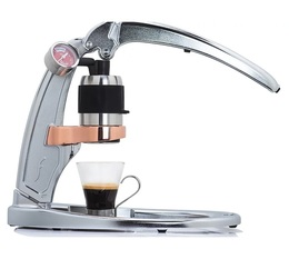 Flair Espresso SIGNATURE PRO in Chrome + gifts