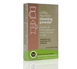 Full Circle cleaning powder for filter coffee machines & French Press