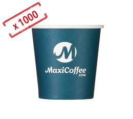 Lot de 1000 Gobelets MaxiCoffee 12 cl