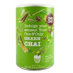 Green Chai powder - 250g - One and Only