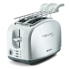 Toaster T-Brunch metal 2 fentes blanc - Ariete