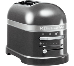 Toaster Artisan 2 tranches gris étain - KitchenAid