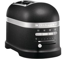 Toaster Artisan 2 tranches noire truffe - KitchenAid