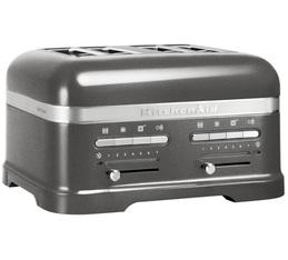 Toaster Artisan 4 tranches Gris Etain - KitchenAid