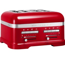 Toaster Artisan 4 tranches Pomme d'Amour - KitchenAid