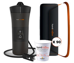 Handcoffee Truck dosettes (type Senseo) + offre cadeaux