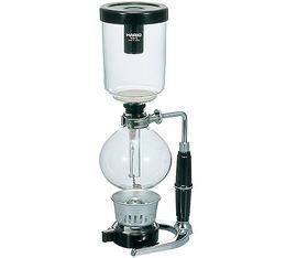 Hario Technica TCA-5 vacuum coffee maker - 5 cups