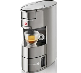 FrancisFrancis Iperespresso ILLY X9 Chrome + offre cadeaux