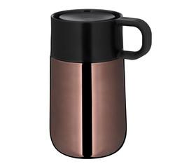 WMF 'Impulse' insulated travel mug - 300ml - Copper