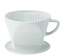Dripper Kalita HA101 classique en porcelaine 2 tasses