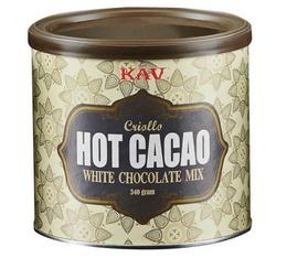 Chocolat chaud Chocolat blanc 340g - Kav America