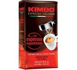 Kimbo Espresso Napoletano ground coffee - 250g