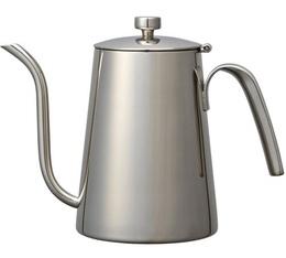 Bouilloire Kinto SCS Slow Coffee avec bec en col de cygne - 900ml