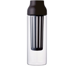 1 litre Kinto Capsule Cold Brew Carafe in brown