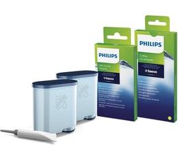 Kit entretien complet pour machine automatique Saeco/Philips Aquaclean