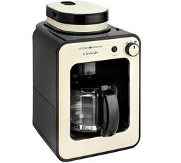 Cafetière filtre Kalorik Kitchen Originals TKG CCG 1001 KTO avec broyeur + offre cadeaux