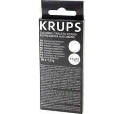 Tablettes détergentes pour machines à café Krups
