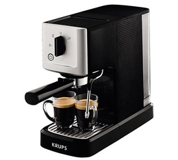 Machine expresso Krups Calvi XP344010 + offre cadeaux