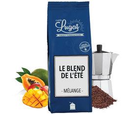 Café moulu pour cafetière italienne : Blend de l'été - 250g - Cafés Lugat