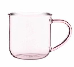 Mug en verre 45cl Minima Eva Rose - VIVA SCANDINAVIA