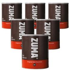 Lot de 6 Original Hot Chocolate 12kg - Zuma