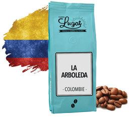 Café en grains : Colombie - La Arboleda - 250g - Cafés Lugat