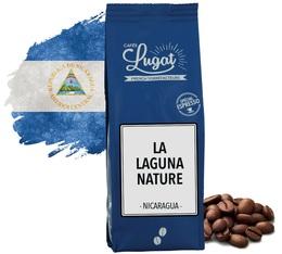 Cafés Lugat 'La Laguna Nature' coffee beans from Nicaragua - 250g