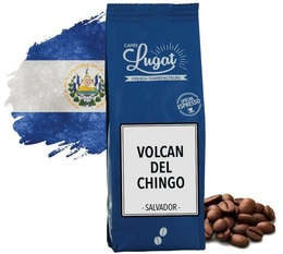 Cafés Lugat - Volcan del Chingo coffee beans from Salvador - 250g