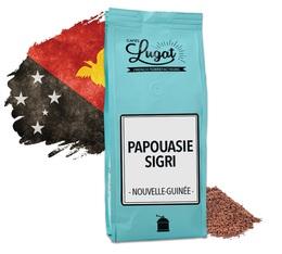 Café moulu : Nouvelle-Guinée - Papouasie Sigri - 250g - Cafés Lugat