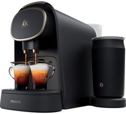 Machine à capsules L'Or Barista Premium Latte LM8018/90  - Philips + Offre Cadeau