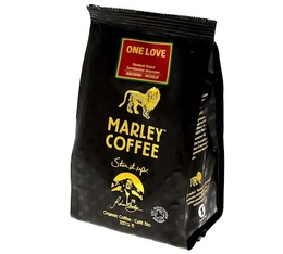 Café en grains bio - 100% Arabica One Love - 227g - Marley Coffee