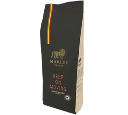 Café en grain Marley Coffee Keep On Moving - Rainforest Alliance - 1kg