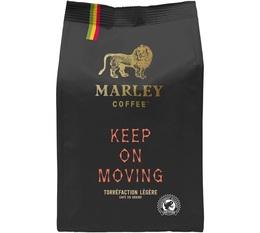 Marley Coffee Keep on Moving coffee beans - 227g