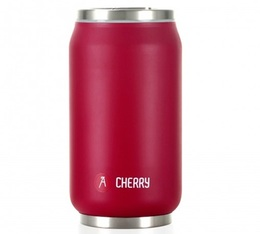Mug isotherme Can'it Rouge Cherry Soft Touch 28 cl - Les Artistes Paris