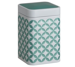 Eigenart 'May Lin' green storage tin for tea