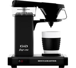 Cafetière filtre Moccamaster Cup One Noir mat + offre cadeaux