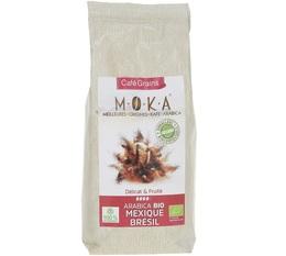 MOKA Mexique & Brésil Organic coffee beans - 200g