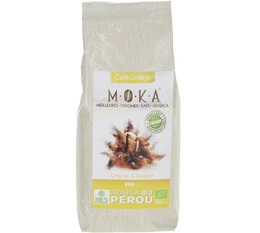 MOKA Pérou Organic coffee beans - 200g