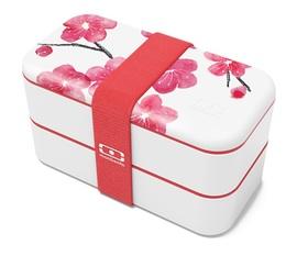 Monbento Original lunchbox - Blossom - Graphic edition