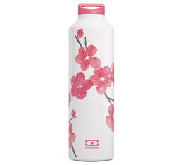Bouteille isotherme inox MB Steel Blossom Edition Graphique 50 cl - Monbento