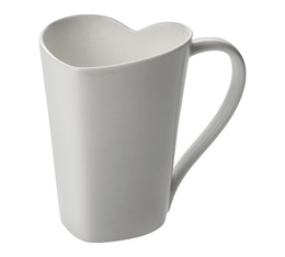 Alessi heart-shaped 'To' mug - 300ml