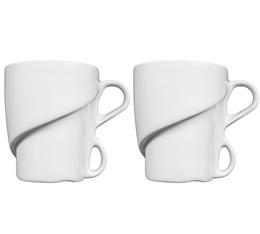 Lot de 2 mugs 30cl - Delissea