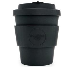Mug à emporter Ecoffee Cup Kerr & Napier 25 cl - Noir